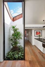 sensible alterations enliven small semi detached melbourne house