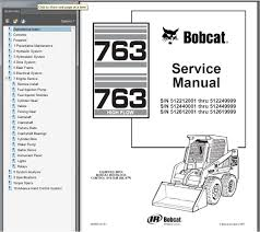 28 743 bobcat service manual free download 68867 wiring