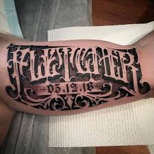 best name tattoos tattoo collections