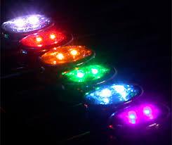 waterproof led light module accent light string 3 lumens led