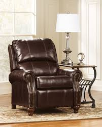 Black Leather Armchair Decorating Leather Chairs And Marble Top Table By Darvin