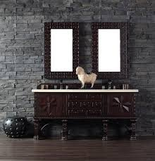 walnut bathroom vanity amazon com james martin balmoral 72