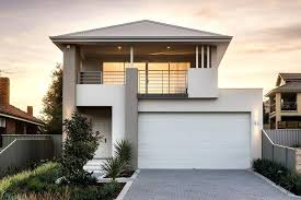 narrow lot home designs award winning small home designs narrow lot homes two storey small