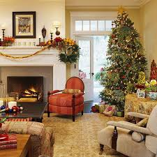 Christmas Decor Small Living Room