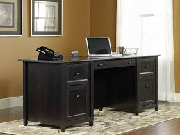 Office Wood Desk by Office Desk Artistic Brown Shelves Desk Chair Cabinet Drawer