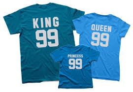 fathers day gift king shirt princess shirts matching