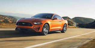 2018 Ford Mustang Sports Car Smford Com Santa Monica Ford