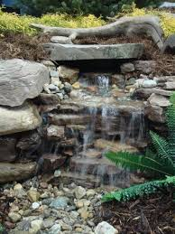 Water Features Backyard by 40 Best Cascading Waterfalls Images On Pinterest Backyard Ponds