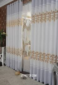and gold leaf vintage ready made cheapest curtains online