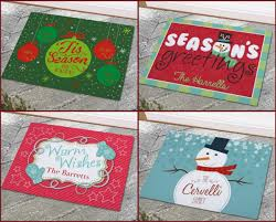 a client gift guide for the holiday season welcome doormats good