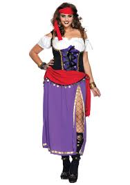 plus traveling gypsy costume halloween costume ideas 2016