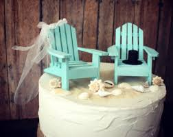 chair cake topper adirondack wedding chairs adirondack chairs wedding cake