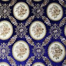 Traditional Upholstery Fabrics Aliexpress Com Buy Luxurious Traditional All Over Embroidery
