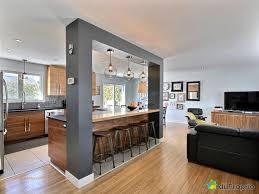 cuisine ouverte sur salon carrelage cuisine ouverte séjour frais deco salon sejour avec salon