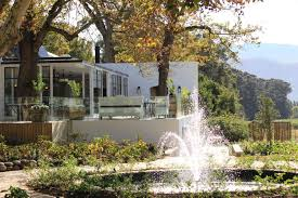the orchard cottages at boschendal