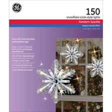 outdoor hanging snowflake lights ge 2 1 ft hanging snowflake with constant white led lights winter