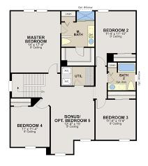 ryland homes floor plans home deco plans