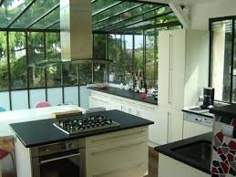 cuisine sous veranda cuisine dans veranda cuisine veranda cuisine dans veranda atelier