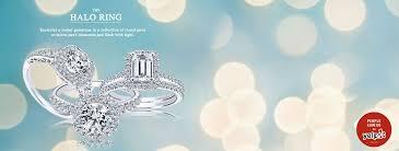 diamond halo rings images Halo diamond engagement rings jpg