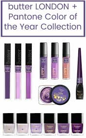 purple reign pantone s color of the year for 2018 butter london pantone 2018 color of the year collection