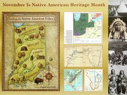 University Of Miami Map Gis Research And Map Collection Native American Heritage Month