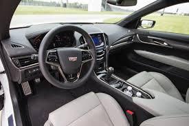 Cadillac Ats Coupe Interior Review 2016 Cadillac Ats V Ny Daily News
