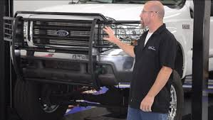 Ford Explorer Grill Guard - grille guards presented by andy u0027s auto sport youtube