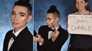how much is makeup school charles was just exposed for faking his viral yearbook
