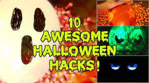 Life Is Good Halloween Shirt by 10 Cheap U0026 Easy Halloween Life Hacks Youtube