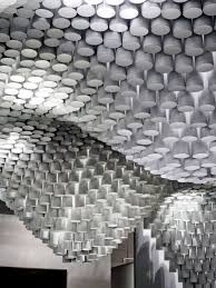 Art Chandelier Designer Chandelier Made Of Paper U2013 Architecture Meets Art