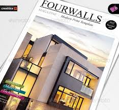 architecture layout design psd 50 indesign psd magazine cover layout templates web graphic