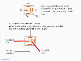 awesome 5 post relay wiring diagram pictures images for image