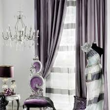 54 Inch Curtains And Drapes Curtain 54 Inch Long Curtains With Purple And Silver Curtains