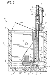 patent us8051873 wet well pumping system and method of