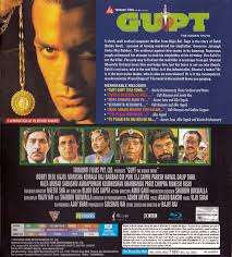 gupt the hidden truth blu ray india