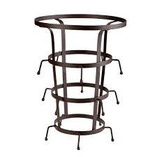 aliexpress com buy homestyle tree storage rack stand iron mug