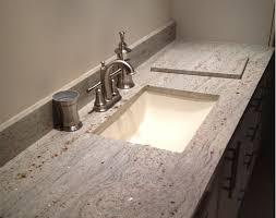 Granite Bathroom Vanities Home Depot Bathroom Countertops Or Wood Vanity With Regard To