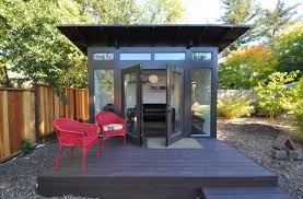 Prefab Backyard Cottage Prefab Backyard Office Sheds Studio Shed
