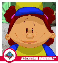 2003 Backyard Baseball Kiesha Phillips Backyard Sports Wiki Fandom Powered By Wikia
