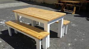 Rustic Wooden Garden Furniture Bench Wooden Benches For Outside Simple Wooden Garden Bench