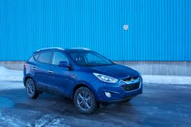 hyundai tucson 2014 blue 2014 hyundai tucson gls awd u2013 review trucks and suvs
