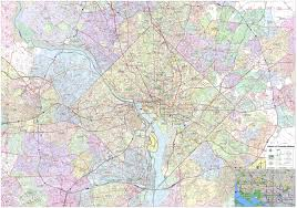Washington Dc Area Map by Street Map Of Washington Dc