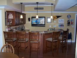 basement wet bar design ideas