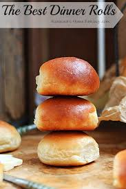 the best dinner rolls recipe from scratch