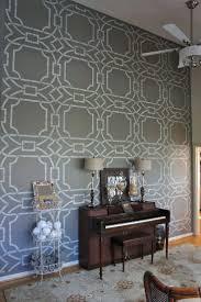Home Decor Wall Stencils Wall Ideas Decorative Wall Stencils Uk Adana Abstract Floral