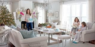 home design magazine instagram sarah richardson u0027s holiday home is a real life winter wonderland