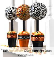 Candy Topiary Centerpieces - diy halloween centerpieces u2013 a to zebra celebrations