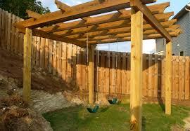 How To Build A Backyard Swing Diy Swing Set 5 Ways To Make Your Own Bob Vila