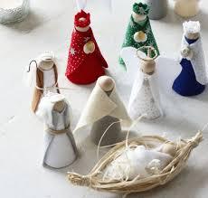 craft idea how to make a nativity nativity