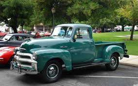 first chevy suburban 1955 first series chevy gmc pickup truck u2013 brothers classic truck